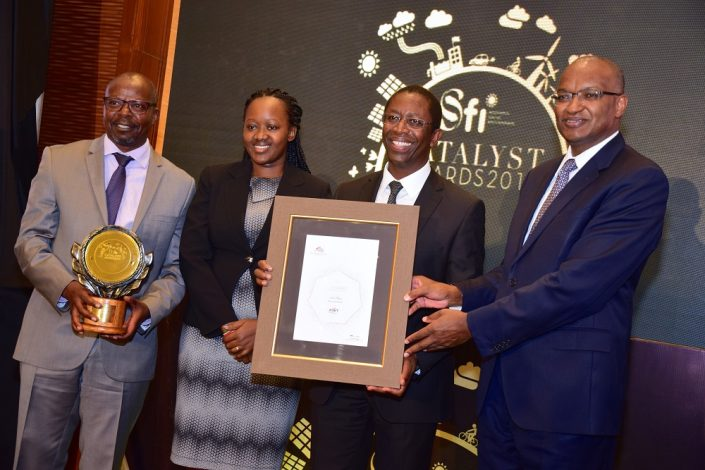 Co-op Bank Retains Kenya Bankers 2019 Sustainable Finance Catalyst Award
