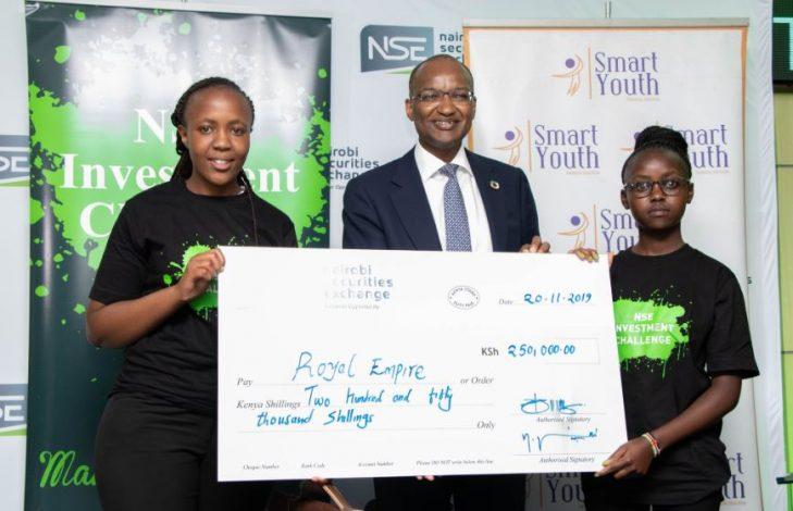 Dedan Kimathi University Students Win 2019 NSE Investment Challenge