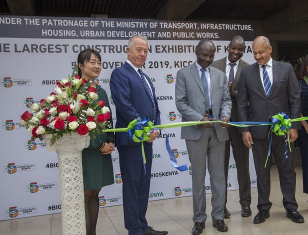 Nairobi Hosts Third Edition of The Big 5 Construct Kenya Expo