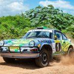 Chager Takes Lead in Safaricom East African Safari Classic Rally