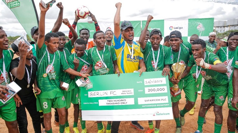 Berlin FC Retains the North Eastern Region Title