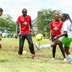 Dream Football Kenya to Fly Fourteen Kenyan Young Stars for Football Bootcamp in Lisbon, Portugal