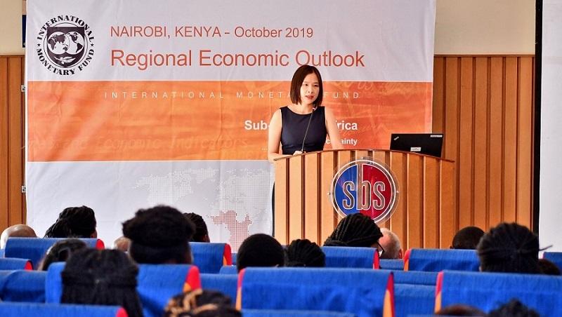 IMF-Kenya Standby Credit