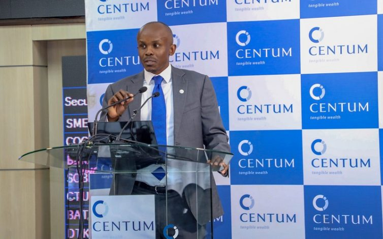 East Africa's investment firm Centum posted a loss of Ksh 1.37 billion for the financial year ended March 31, 2021.