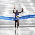 Kenya's John Komen Wins 37th Athens Classic Marathon
