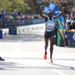 Geoffrey Kamworor, Joyciline Jepkosgei Triumphant at New York Marathon 2019