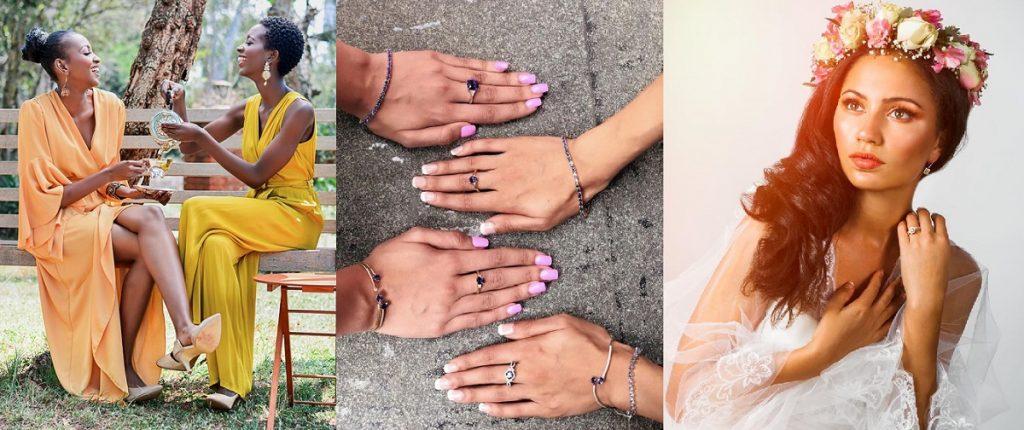 Nairobi Based Designers Kache by Angie, Joo & Co Brings Fashion, Jewellery to Life