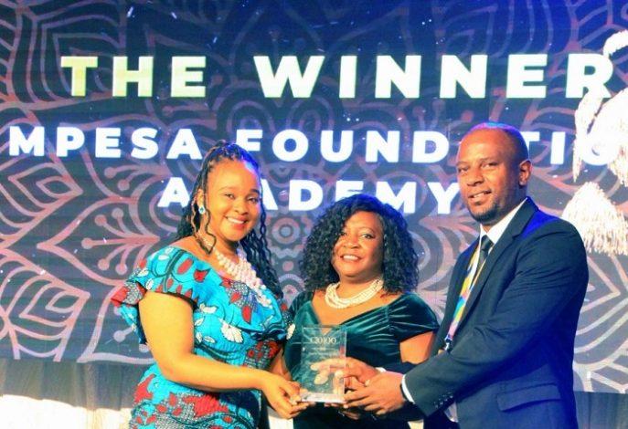 M-PESA Foundation Academy Wins 2019 Company of the year CIO Award
