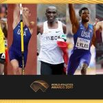 Eliud Kipchoge In List of Five Confirmed Male World of the Year Finalists