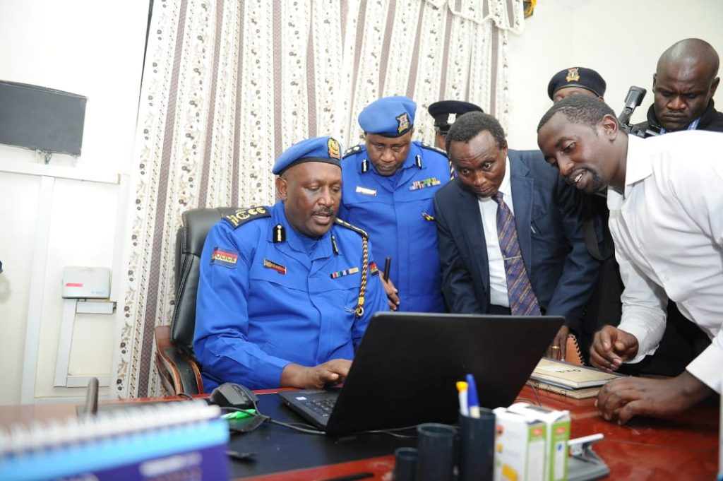 Kenya Police Digitises its Occurrence Book in Managing Crimes Reported