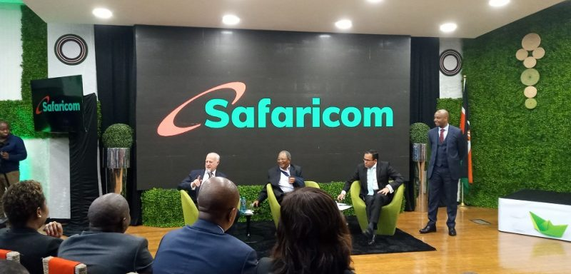 Safaricom 4G Expansion Strategy