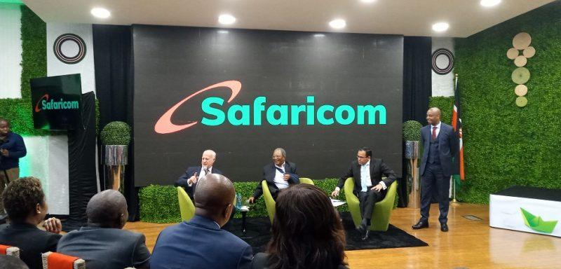 Safaricom 4G Expansion Strategy