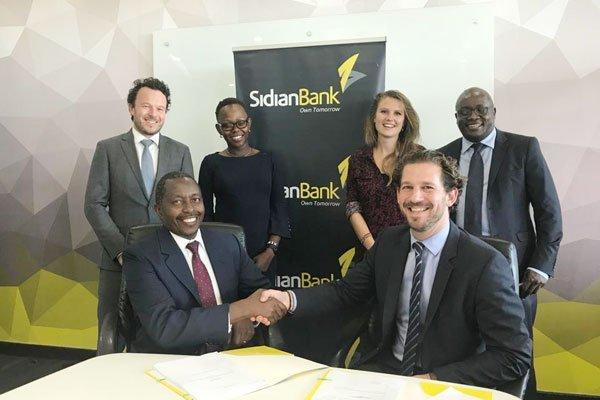 Sidian Bank Receives Ksh 2 Billion, 5-Year Loan for SME Investment