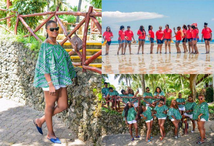 Suzanna Owiyo's Coastal Kenya Vacation Photos Best of Her Life