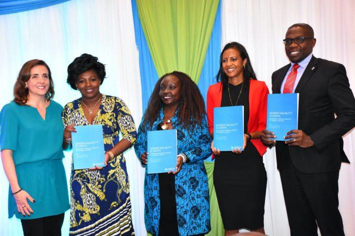 Top 10 Kenyan companies ranked on gender equality