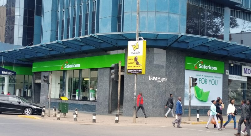 Safaricom PLC, listed Kenyan mobile network operator, was the top mover at the Nairobi Securities Exchange contributing 52.9 percent of the market activity