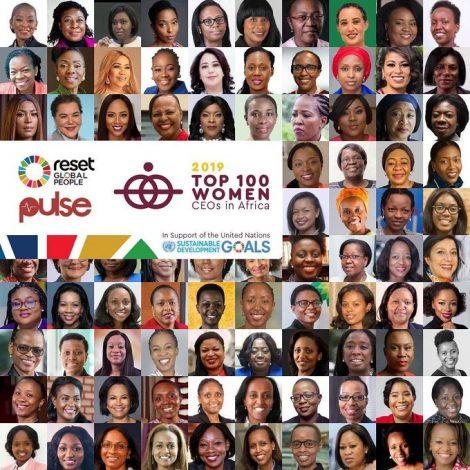 2019 Top 100 Women CEOs in Africa