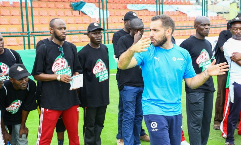 Chapa Dimba Na Safaricom Coast Regional Finals Kicks off Today