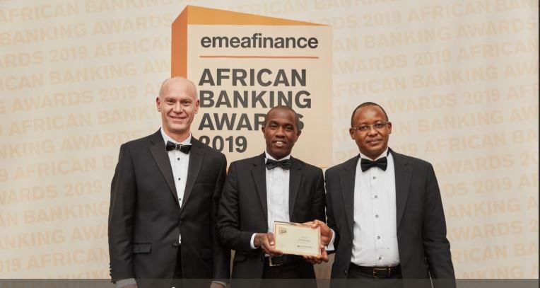 Co-operative Bank Kenya's Top Financial Institution in 2019 EMEA Finance Awards