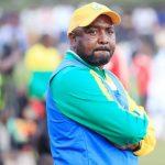 Harambee Stars Coach Francis Kimanzi Suspended