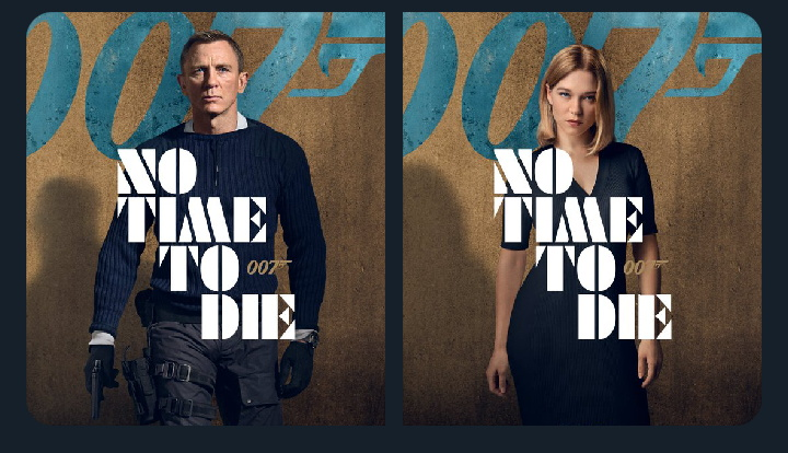 James Bond is Back With 'No Time to Die'