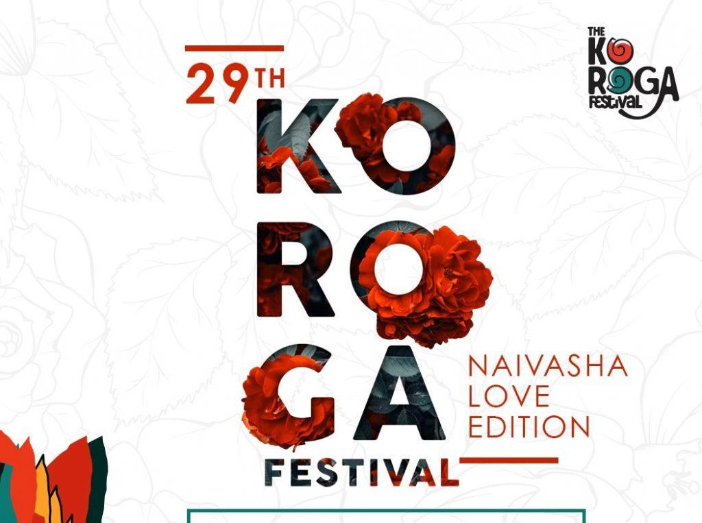 29th Koroga Festival goes to Hells Gate, Naivasha