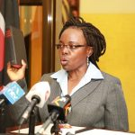 Margaret Nyakang'o Sworn-in as Kenya's Controller of Budget
