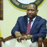 Kenya's Public Prosecutor Orders Arrest of Nairobi County Governor Mike Sonko Over Graft