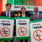 Safaricom, Korea Telecom Launch Safiri Smart, an Epidemic Prevention Platform