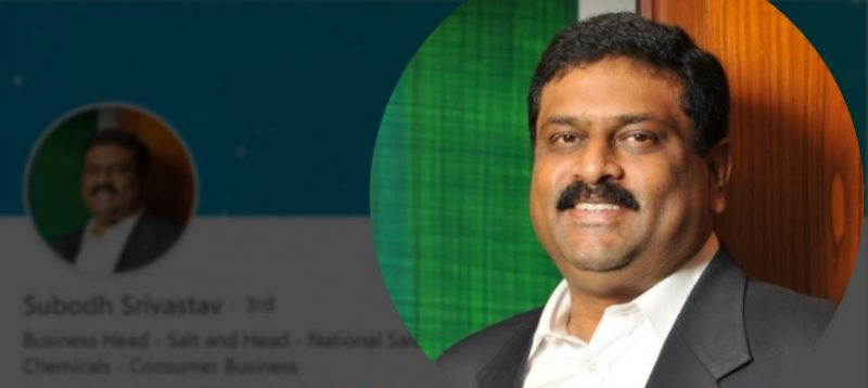 Tata Chemicals Appoints Subodh Srivastav New Managing Director