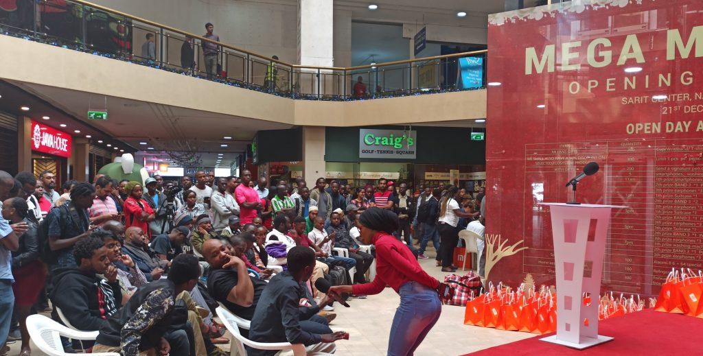 Smartphone Xiaomi Opens Second Kenya Store