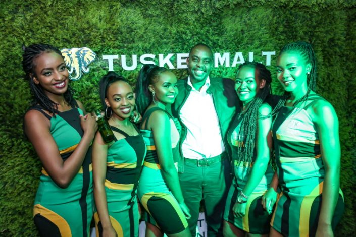 Tusker MaltUnveils New Look of itsIconic 330ml Green Bottle
