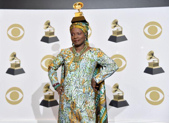Angélique Kidjo Crowned Best in World Music
