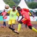 Nanyuki Stadium Host Chapa Dimba Na Safaricom Season 3 Central Regional Finals