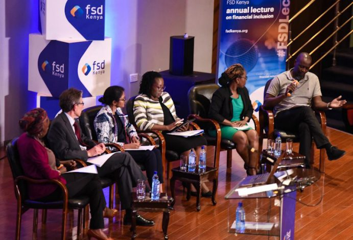FSD Kenya Annual Lecture 2019 'Financing Kenya: 2020 Hindsight for Vision 2030'