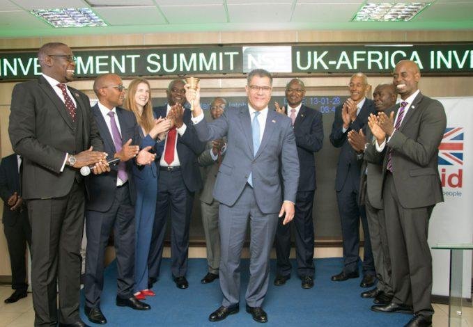 First Kenyan Green Bond Lists on Nairobi Securities Exchange