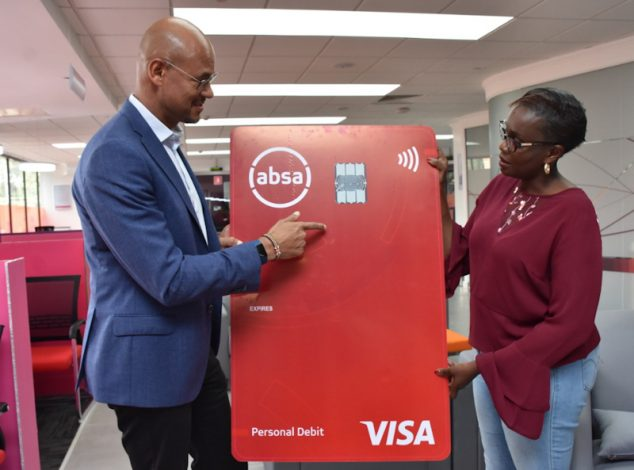 Barclays Kenya Introduces Absa's Vertical Cards to Customers