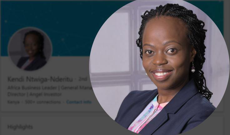 Microsoft Appoints Kendi Ntwiga-Nderitu as Country Manager for Kenya
