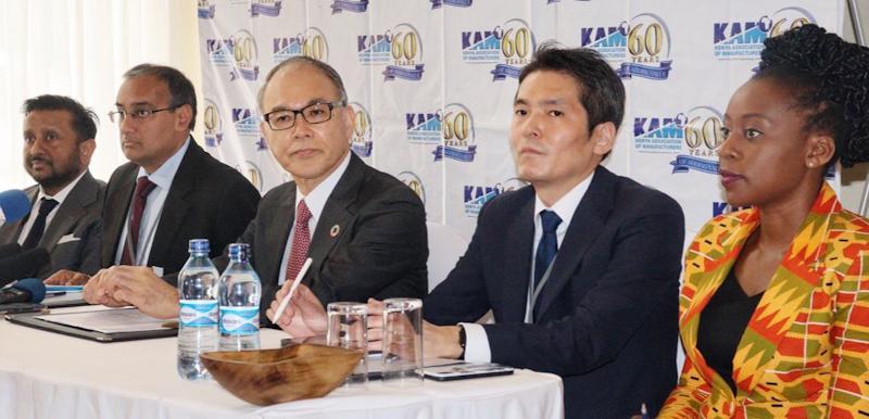 Japan's Private Sector Eyes Kenya Through Partnerships