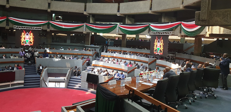 Kenya Public Sector hearings on the FY 2020-21 Budget_