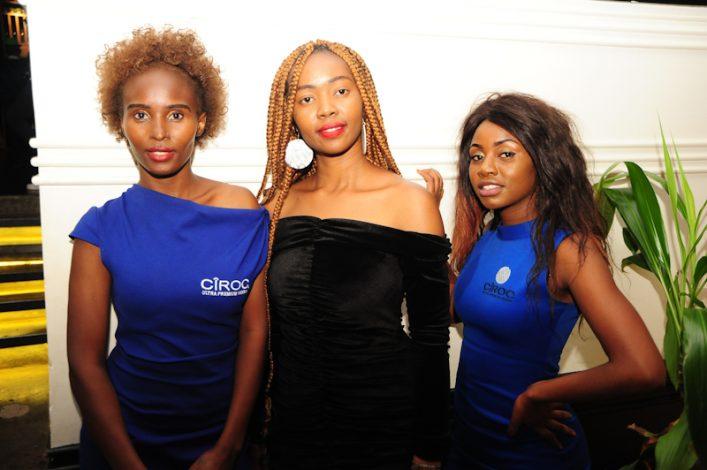 Cîroc Kenya, Blue Door light up New Year