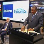 Acorn Holdings Cross-lists Kshs 5.0 billion Green Bond on London Securities Exchange