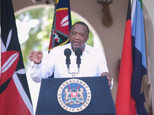 President Kenyatta's Next Booster Shot to Revive Kenyan Economy
