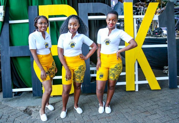 Tusker Grill Masters at K1 Club House