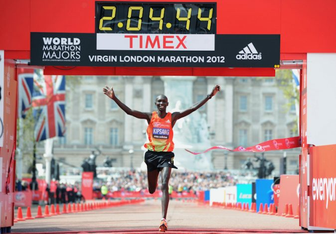 London Marathon Winner Wilson Kipsang Provisionally Suspended by Athletics Integrity Unit