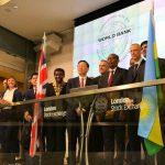 Rwanda Lists Inaugural $40 million  Bond on London Stock Exchange