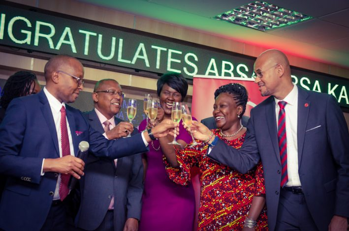 Barclays to trade as Absa at the Nairobi Bourse