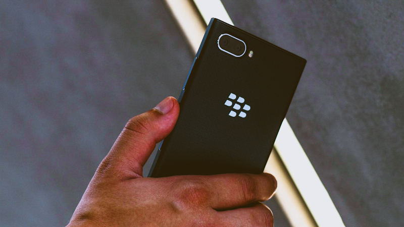 TCL Stops Manufacture and Sell of BlackBerry Smartphones