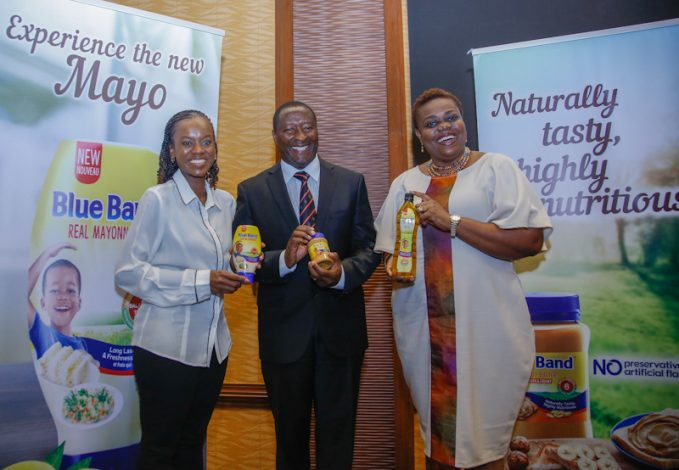 Upfield Unveils New Blueband Variants in East African Market