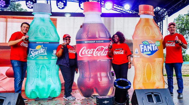 Coca-Cola Unveils Sugar-free Beverages in Kenya